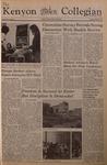 Kenyon Collegian - March 4, 1976