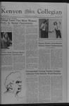 Kenyon Collegian - April 1, 1976