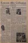 Kenyon Collegian - April 8, 1976