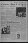 Kenyon Collegian - February 10, 1977