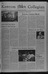 Kenyon Collegian - February 24, 1977