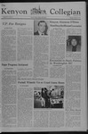 Kenyon Collegian - March 10, 1977