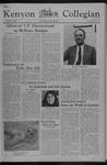 Kenyon Collegian - March 31, 1977