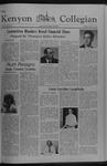 Kenyon Collegian - January 19, 1978