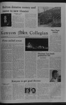 Kenyon Collegian - May 26, 1978