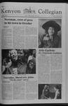 Kenyon Collegian - September 28, 1978