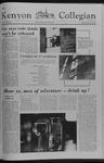Kenyon Collegian - October 19, 1978