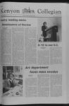 Kenyon Collegian - January 25, 1979