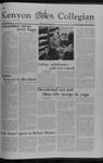 Kenyon Collegian - February 22, 1979