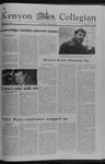Kenyon Collegian - April 12, 1979