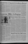 Kenyon Collegian - April 26, 1979