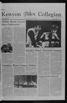 Kenyon Collegian - October 4, 1979