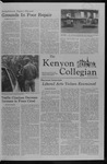 Kenyon Collegian - October 25, 1979
