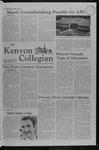 Kenyon Collegian - November 8, 1979