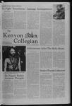 Kenyon Collegian - December 6, 1979
