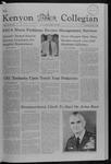Kenyon Collegian - January 24, 1980