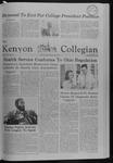 Kenyon Collegian - April 3, 1980