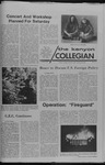 Kenyon Collegian - January 18, 1973