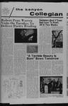 Kenyon Collegian - February 22, 1973