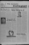 Kenyon Collegian - April 5, 1973