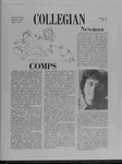 Kenyon Collegian - May 3, 1973
