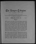 Kenyon Collegian - January 1898