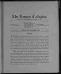 Kenyon Collegian - December 1902