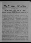 Kenyon Collegian - May 11, 1906
