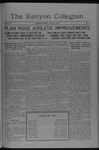 Kenyon Collegian - June 14, 1919