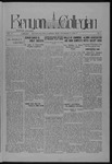 Kenyon Collegian - November 17, 1928