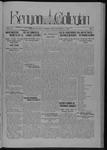 Kenyon Collegian - November 15, 1929