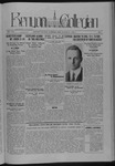 Kenyon Collegian - March 21, 1930
