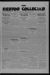 Kenyon Collegian - October 29, 1935