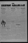 Kenyon Collegian - November 12, 1935
