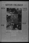 Kenyon Collegian - June 12, 1937