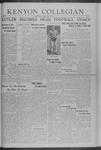 Kenyon Collegian - April 11, 1941