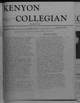 Kenyon Collegian - June 16, 1944