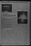 Kenyon Collegian - March 4, 1949