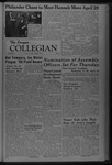 Kenyon Collegian - April 15, 1949