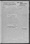 Kenyon Collegian - October 5, 1949