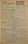 Kenyon Collegian - October 7, 1949