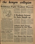 Kenyon Collegian - February 17, 1950