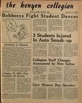 Kenyon Collegian - February 17, 1950