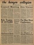 Kenyon Collegian - March 3, 1950