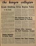 Kenyon Collegian - March 17, 1950