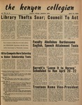 Kenyon Collegian - April 12, 1950