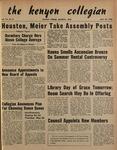 Kenyon Collegian - April 26, 1950