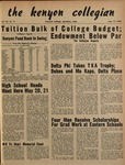 Kenyon Collegian - May 17, 1950