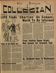 Kenyon Collegian - September 27, 1950