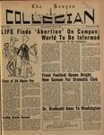 Kenyon Collegian - September 27, 1950